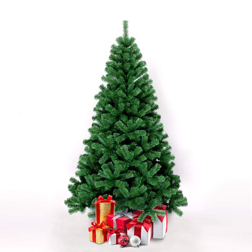 Traditional artificial Christmas tree 180 cm Stockholm - outdoor