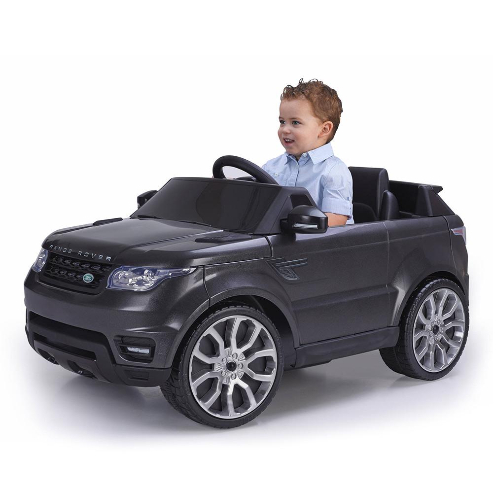 Children's Electric Car Suv Offroad Feber Range Rover Sport 6V - sales