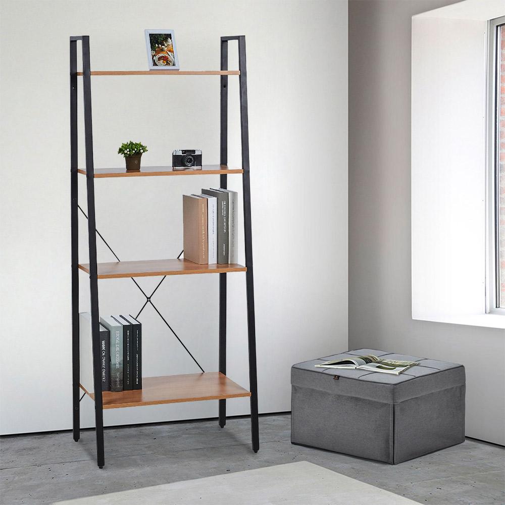 Modern Minimal Office Bookcase Shelf Tolosa