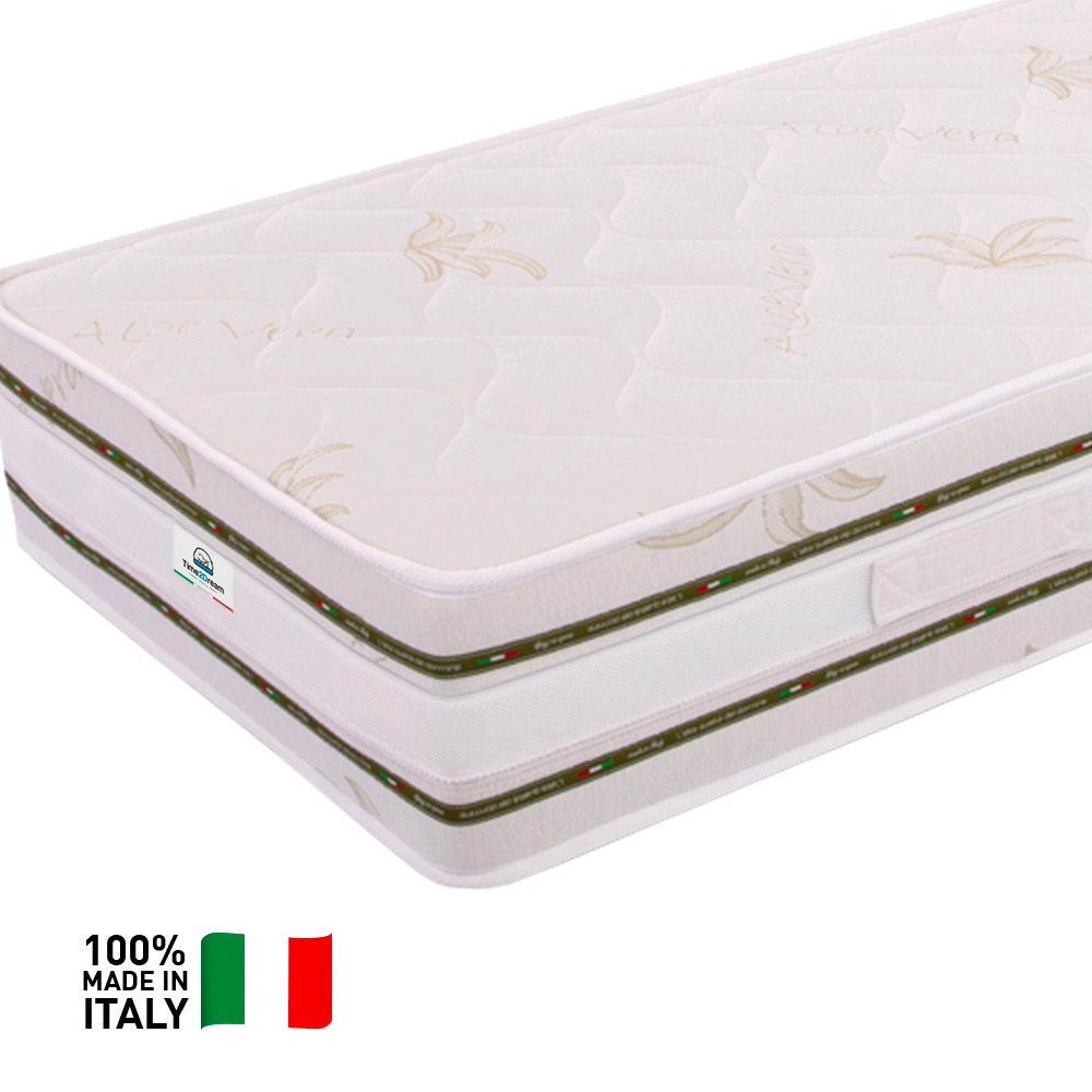 Made in italy memory mattresses HIGH TIME2DREAM