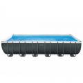 Intex 26368 ex 26362 Ultra Xtr Premium Frame Above Ground Rectangular Pool 732x366x132cm