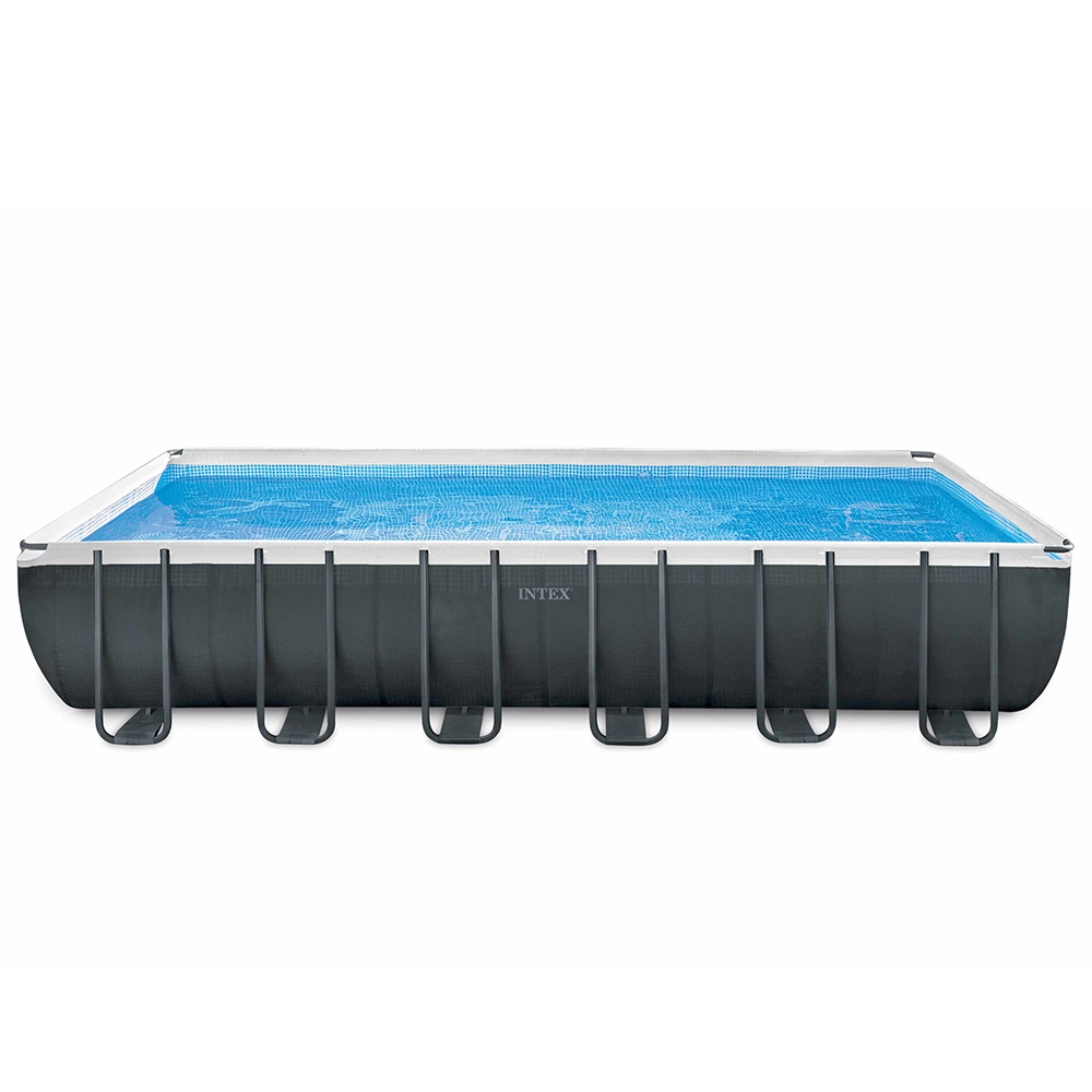 Intex 26368 ex 26362 Ultra Xtr Premium Frame Above Ground Rectangular Pool 732x366x132cm - forniture