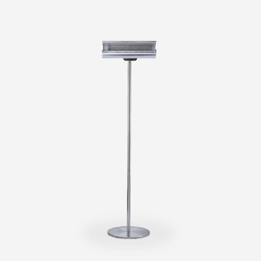 Infrared heater with stand internal external Sterne