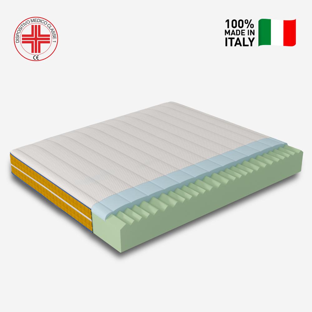 Made in italy memory foam mattresses VERADEA