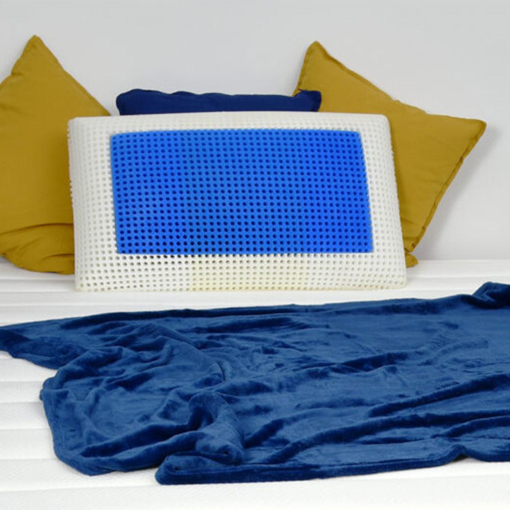 Single pillow pillow memory foam breathable cervical Veradea Unico