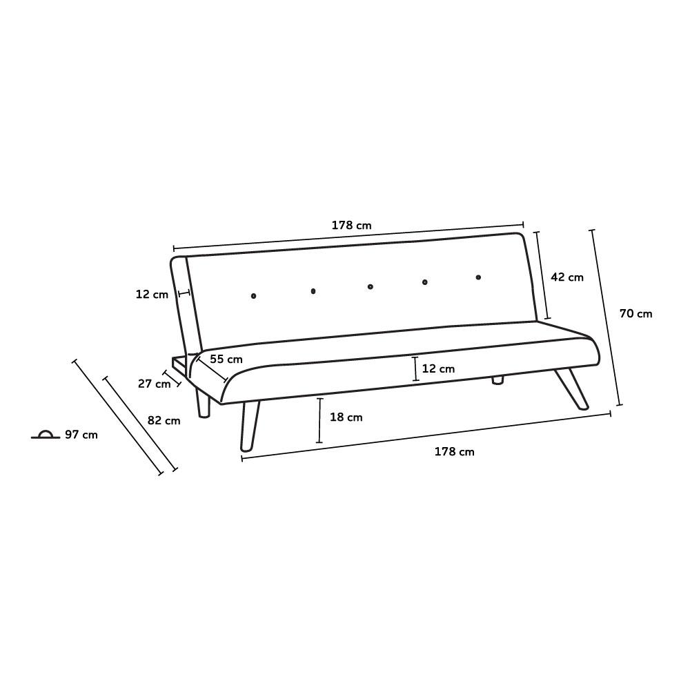 Sofa Bed Larimar
